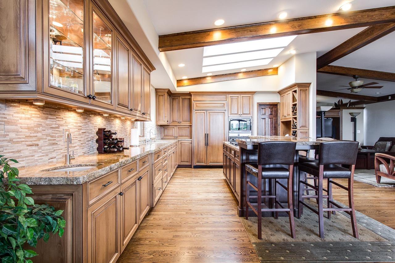 Najdroższe pomieszczenie w domu. Kuchnie na wymiar na zamówienie – usługi remontowe warszawa