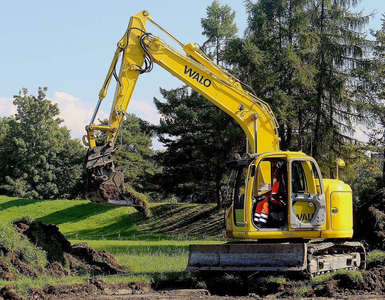 Stan techniczny maszyn i urządzeń budowlanych